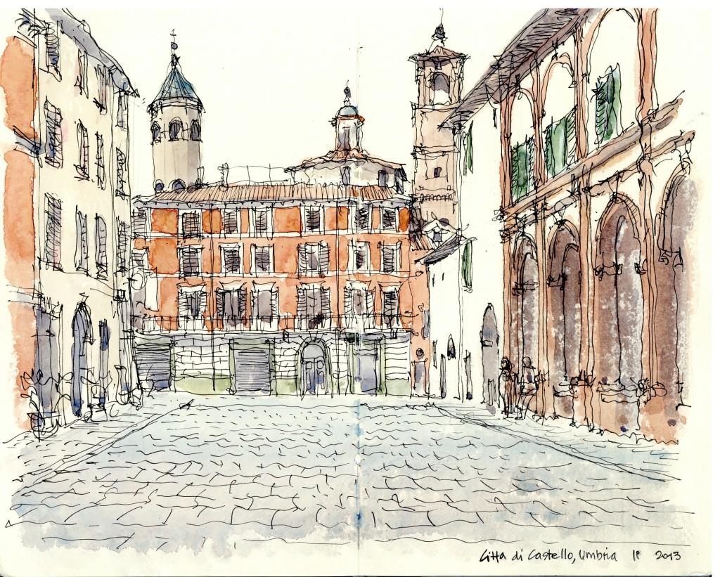Citta di Castello Umbria 2013