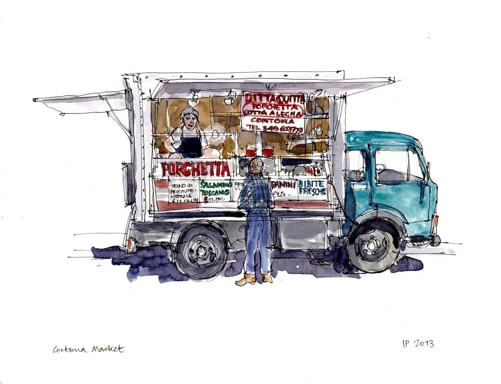 Cortona Market 2013