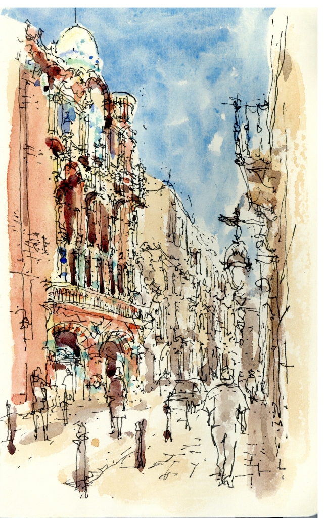 Teatro Musical Barcelona, Spain